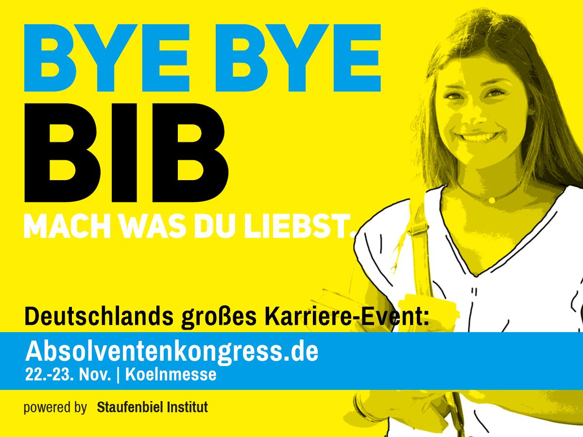 Absolventenkongress Deutschland